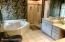Master Suite Bath - 1st Floor Main House