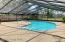 Screen Enclosed Pool