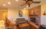 Kitchen with Hearth Room