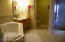 JETTED TUB, PRIVATE TOILET WALK IN SHOWER, HIS VANITH