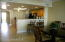 BREAKFAST BAR AND SPACIOUS DINING AREA, LOOK AT THE DETAILS