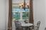 Eat-In Kitchen Nook Area