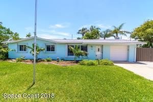 101 Deleon Road, Cocoa Beach, FL 32931