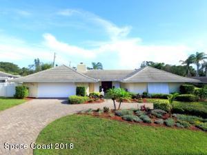 703 Hibiscus Trail, Melbourne Beach, FL 32951