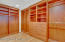 Tons of space !!! California Custom Cabinets