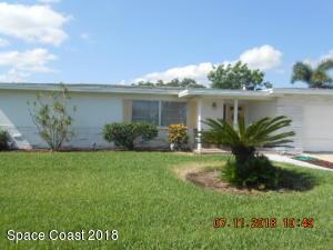 55 Diana Boulevard, Merritt Island, FL 32953