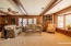 Informal Living Area/Family Room With Fireplace