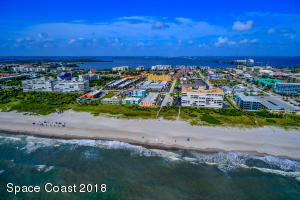 Oceanfront & Spacious 1 bedroom, 1 bath, 750 square feet literally steps to the beach!