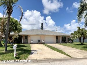 510 Sheridan Avenue, Satellite Beach, FL 32937