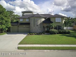 431 Treasure Lagoon Lane, Merritt Island, FL 32953