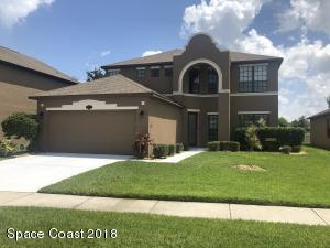 1131 Bolle Circle, Rockledge, FL 32955