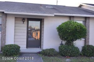 1514 Clearlake Road E, 8, Cocoa, FL 32922