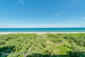 Property for sale at 3400 Ocean Beach Boulevard Unit 707, Cocoa Beach,  Florida 32931
