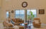 Living Room Sliders to Balcony