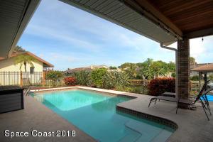 678 N Hedgecock Square, Satellite Beach, FL 32937