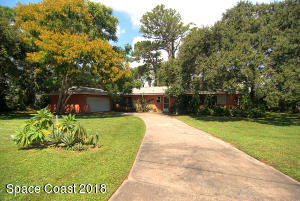 660 Elliott Drive, Merritt Island, FL 32952