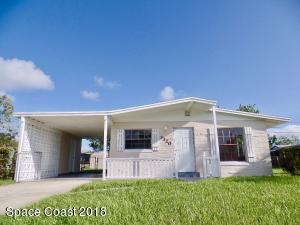 3320 Carnegie St., Titusville, FL 32796