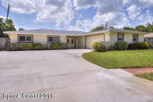 248 N Avocado Street, Satellite Beach, FL 32937