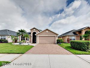 5385 Buckboard Drive, Rockledge, FL 32955