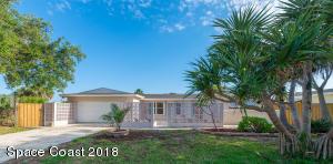 341 Polaris Drive, Satellite Beach, FL 32937