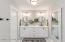 New lighting and plumbing fixtures - Quartz stone countertops