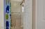 Private Water Closet With Barn Door