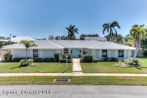 517 S River Oaks Drive, Indialantic, FL 32903