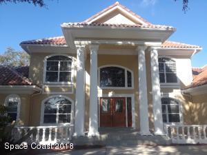 274 Lanternback Island Drive, Satellite Beach, FL 32937