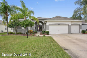 3973 Chedington Lane, Rockledge, FL 32955