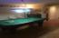 Game Room/4th bedroom. Pool table stays