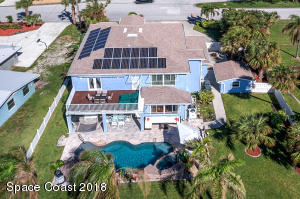 Property for sale at 136 Bahama Boulevard, Cocoa Beach,  Florida 32931