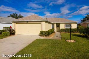 3884 La Flor Drive, Rockledge, FL 32955