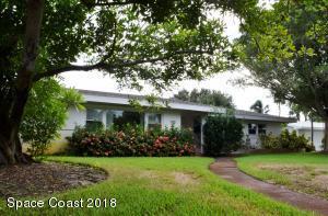 505 S Palm Avenue S, Indialantic, FL 32903
