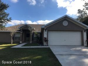 1733 NW Hayworth Circle NW, Palm Bay, FL 32907