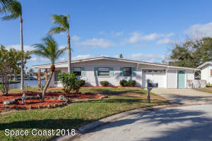 128 Deleon Road, Cocoa Beach, FL 32931