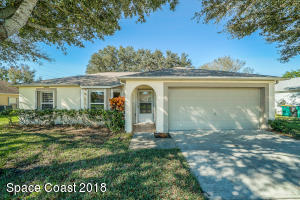 2477 Wolf Creek Drive, Melbourne, FL 32935