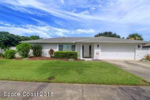 630 Caribbean Road, Satellite Beach, FL 32937