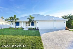 511 Hibiscus Trl, Melbourne Beach, FL 32951