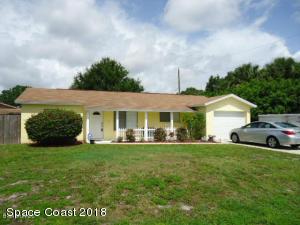 406 Dunbar Avenue NE, Palm Bay, FL 32907