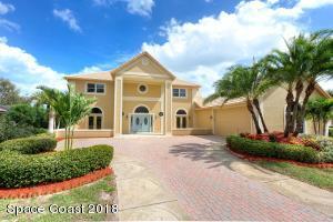 545 Lanternback Island Drive, Satellite Beach, FL 32937