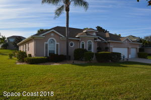 2448 Long Sandy Circle, Merritt Island, FL 32952