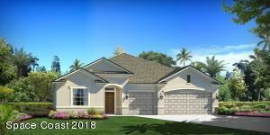 8571 Laguna Circle, Micco, FL 32976