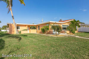 Property for sale at 180 Jamaica Drive, Cocoa Beach,  Florida 32931