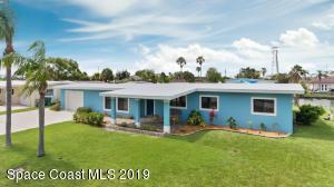 447 Barrello Lane, Cocoa Beach, FL 32931