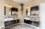 Updated contemporary Master Bathroom