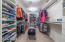 "Master Dressing Room 1, California Closets added by owner (12' 3"" x 8')"