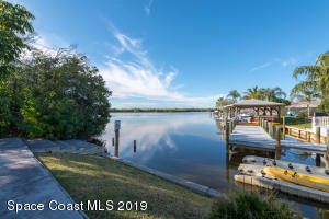 Property for sale at 10 Danube River Drive, Cocoa Beach,  Florida 32931
