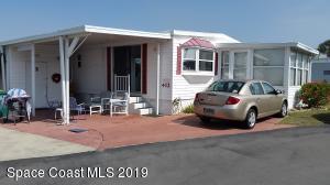 412 Peace Lane, C-6, Melbourne Beach, FL 32951