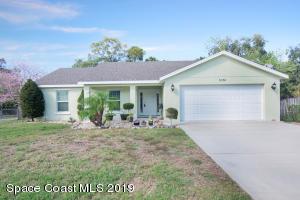 5150 Patricia Street, Cocoa, FL 32927