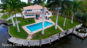 Property for sale at 1754 Bay Shore Drive, Cocoa Beach,  Florida 32931